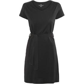 Royal Robbins Merinolux Dress Women Jet Black